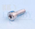 ステンレスキャップボルト(M2x6mm)10個セット