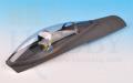 F16 (グレー)用コックピットパーツ