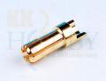5.5mmゴールドコネクター(オス)