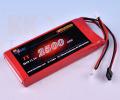 【平型】プロポ用リポバッテリー KKHOBBY 11.1V 2500mA