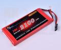 【平型】受信機用LiFeバッテリー KKHOBBY 6.6V 2100mA