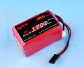 受信機用LiFeバッテリー KYPOM K6 6.6V 1700mA