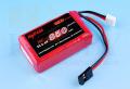 受信機用LiFeバッテリー KYPOM K6 6.6V 850mA