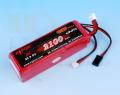 【四角型】プロポ用LiFeバッテリー KYPOM K6 9.9V 2100mA