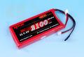 【平型】プロポ用LiFeバッテリー KYPOM K6 9.9V 2100mA