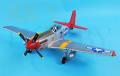 Mini P-51D �ॹ���� (��åɥƥ���)