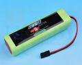 【急速充電対応】KYPOM プロポ用NiMH(ニッケル水素) 9.6V 2500mA(フタバ用)