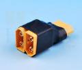 バッテリー直列コネクター(XT60タイプ)