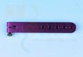 アルミシングルサーボアーム 63mm(フタバ互換)