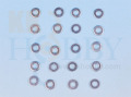 ワッシャー(M3)  20個セット