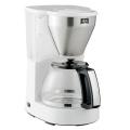 メリタ コーヒーメーカー ミアス (ホワイト) MKM-4101/W 2〜10杯用