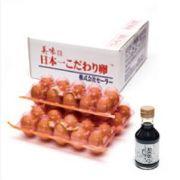 日本一こだわり卵30個(3パック)+たまご掛け昆布醤油180ml.セット