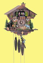 鳩時計(はとどけい) MT1100/9W