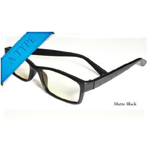 【送料無料】 PCメガネ PTGPCメガネ A01BK ブラック