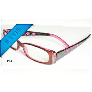 【送料無料】 PCメガネ PTGPCメガネ B01PK ピンク