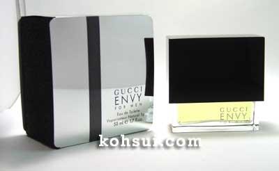 【ミニボトル】グッチ GUCCI 香水 エンヴィ フォーメン オードトワレ EDT SP 3ml [メンズ]
