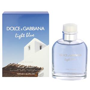 ドルチェ&ガッバーナ DOLCE&GABBANA 香水 D&G ライトブルー リヴィング ストロンボリ プールオム  EDT SP 125ml