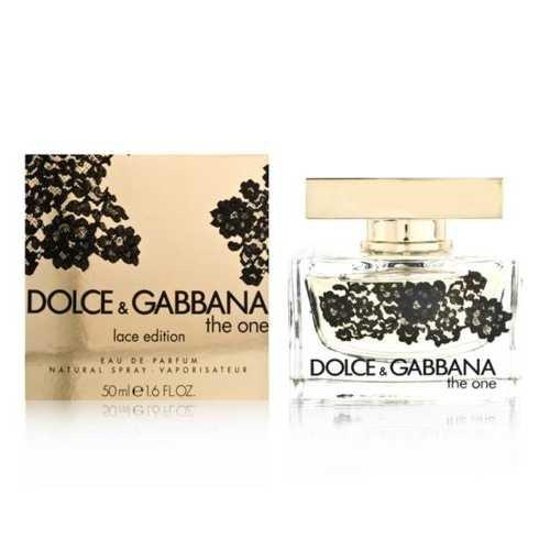 ドルチェ&ガッバーナ D&G DOLCE&GABBANA ザ ワン レース エディション オードパルファム スプレー 50ml EDP SP