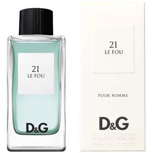 ドルチェ&ガッバーナ D&G 21 ル フー EDT SP 100ml 香水