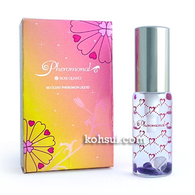 【送料無料】★女性用フェロモン香水★ フェロモナール ローズクォーツ EDT SP 10ml