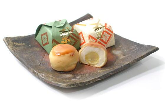 栗饅頭/栗まんじゅう大栗一粒入り