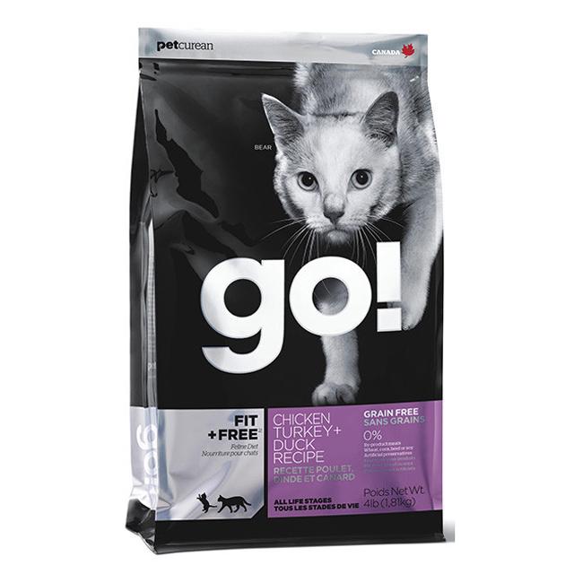 GO! FF チキンターキー+ダックキャット 1.81kg