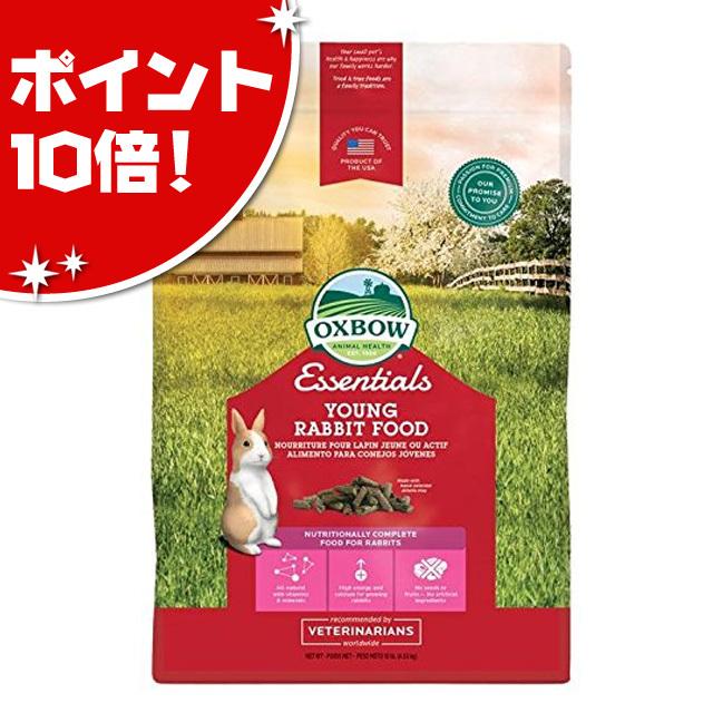 OXBOW バニーベイシックス15/23(ヤングラビット) 4.5Kg