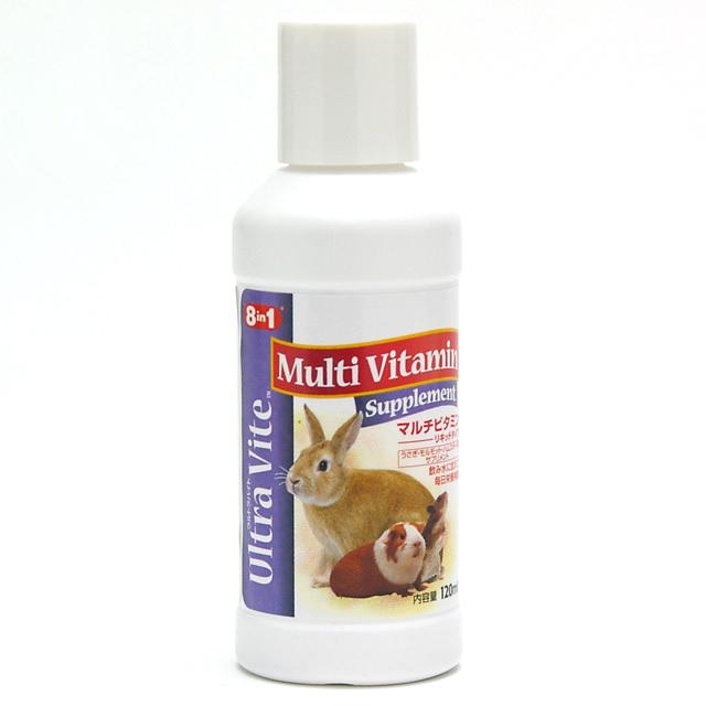 ウルトラバイト マルチビタミン リキッドタイプ