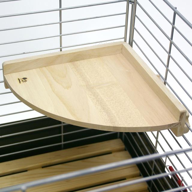 木製コーナーステージ(大)