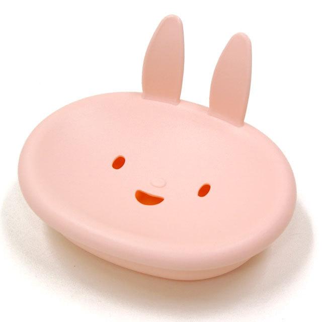 【10,000円以上でプレゼント】うさぎの石鹸台