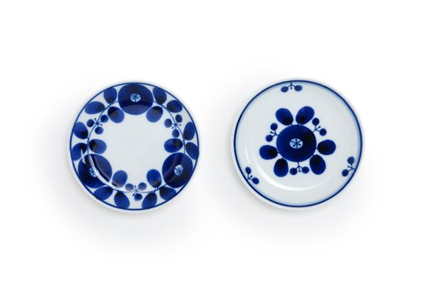 白山陶器 「BLOOM・ブルーム」 プレート(SS) 11cm