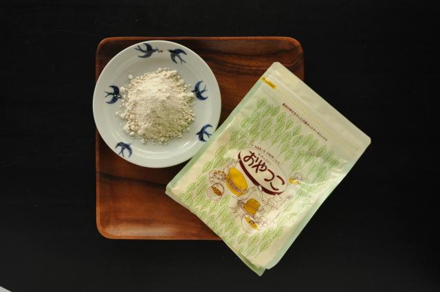 まっちん×山本佐太郎商店 大地のおやつ 「おやつこ」 北海道産小麦 全粒粉 100%