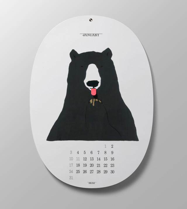 2016 D-BROS(ディーブロス) カレンダー 「BEEH」 ベー