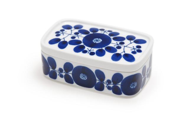 白山陶器 「BLOOM・ブルーム」 バターケース