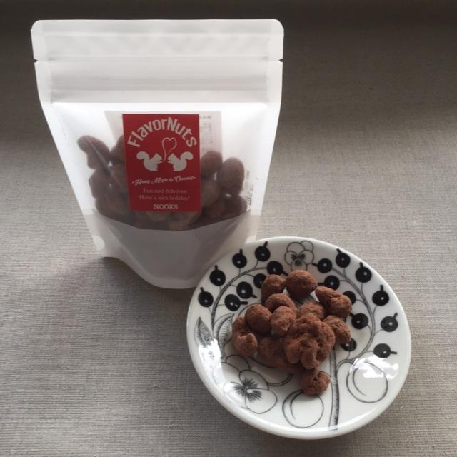NOOKS MARKET ショコラオレ&ハニーメープルナッツ 150g 袋