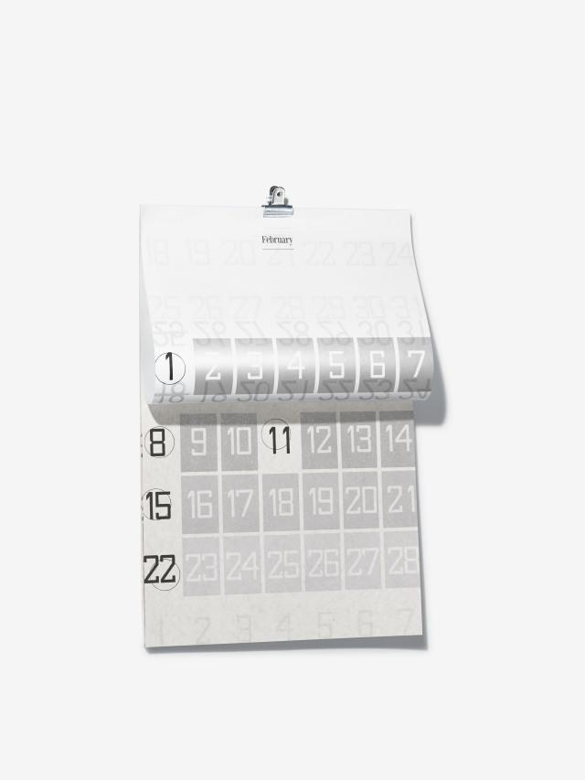 2015 D-BROS(ディーブロス) カレンダー 「ROLL12' 15」 植原亮輔