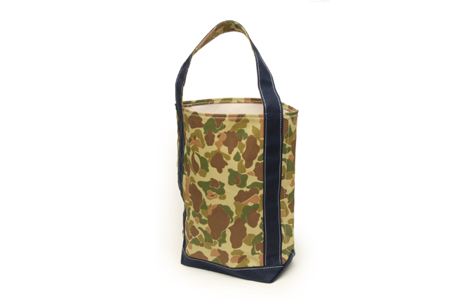 TEMBEA(テンベア) BAGUETTE TOTE  HUNTER  CAMO/NAVY