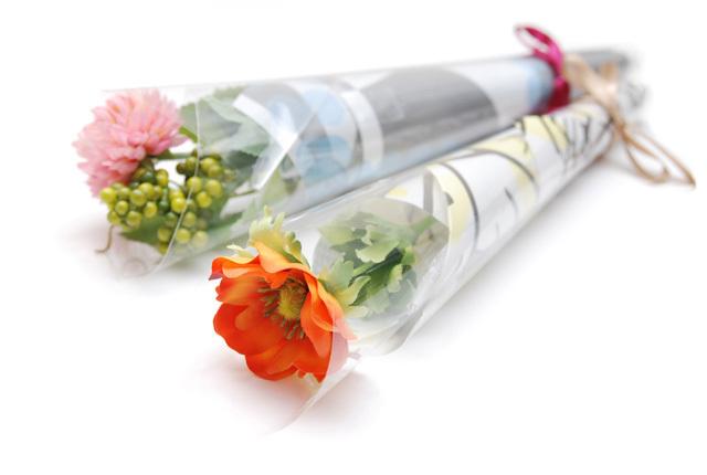 Botanical pen(ボタニカルペン) ラッピング