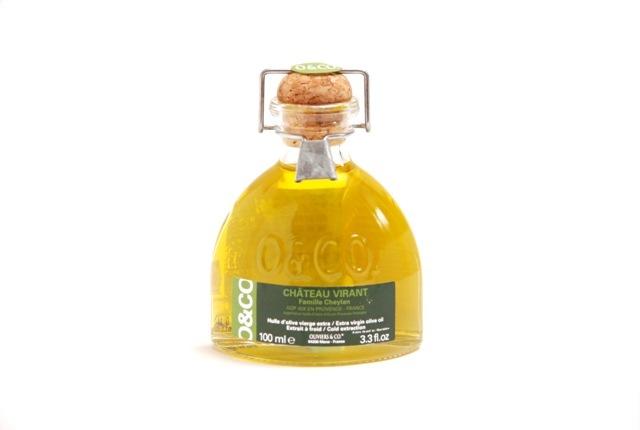 O&CO(オーアンドコー) エキストラバージンオリーブオイル「シャトー・ヴィラン」瓶入りタイプ