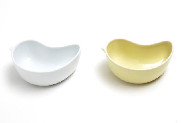 白山陶器 PiPi(ピピ)デザートボウル