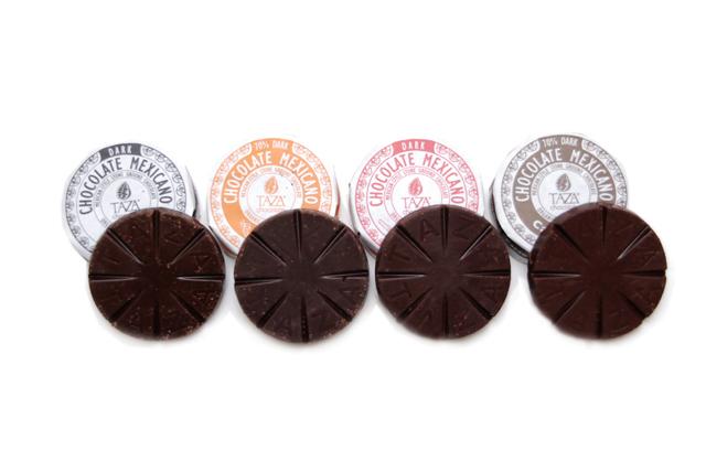 TAZA オーガニック ディスク チョコレート