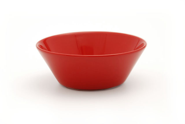 TEEMA RED BOWL15cm
