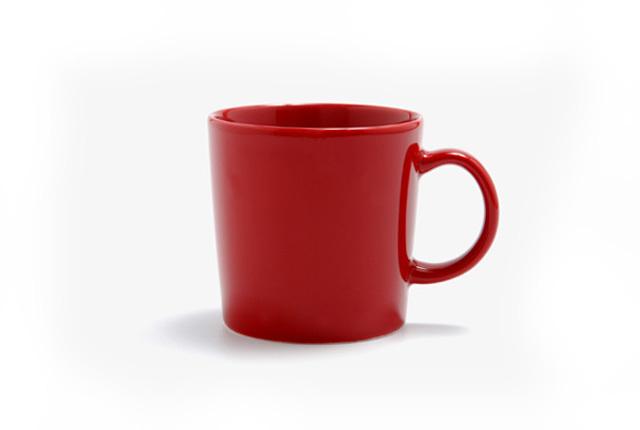 TEEMA RED MUG0.3L