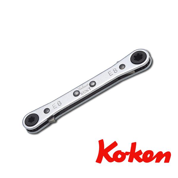 ko-ken (コーケン) コーケン工具 ラチェットスパナ 102KT