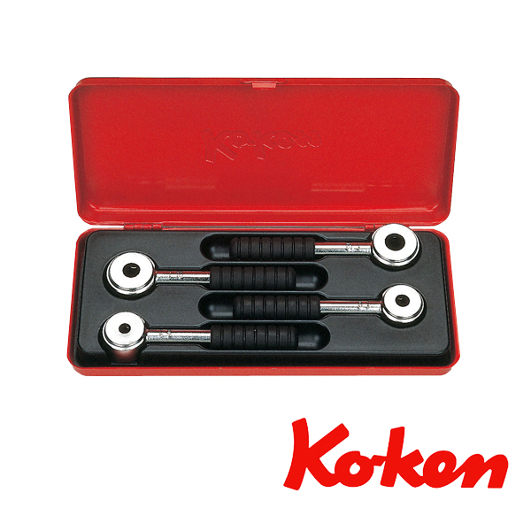 ko-ken (コーケン) コーケン工具 ラチェットプーラーセット 1201