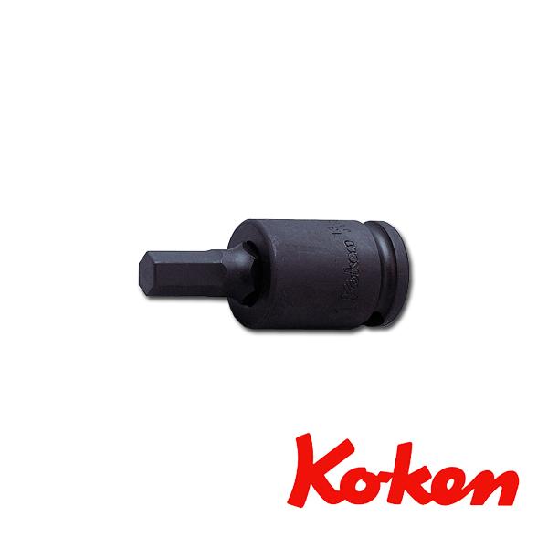 "Koken(コーケン) 3/8""-9.5 13105-11-19 インパクトヘックスビットソケット 19mm"