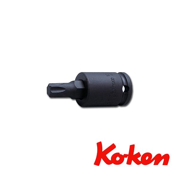 """Koken(コーケン) 3/8""""-9.5 13105-T60 インパクトトルクスビットソケット T60"""