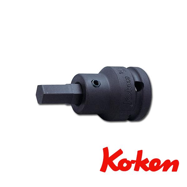 "Koken(コーケン) 1/2""-12.7 14105-11-19 インパクトヘックスビットソケット 19mm"