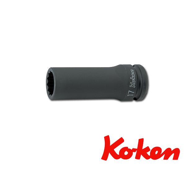 ko-ken (コーケン) コーケン工具 12角ディープソケット 14305M
