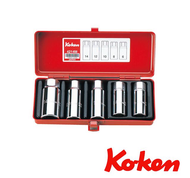 ko-ken (コーケン) コーケン工具 通販 スタッドボルト抜きセット 4214M